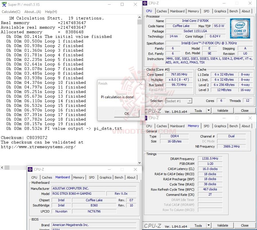 s1 ASUS ROG STRIX B360 H GAMING REVIEW