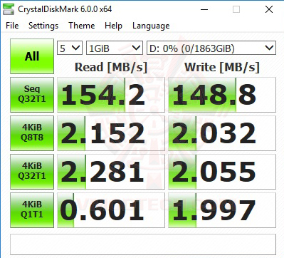 cry hdd df AMD RYZEN 7 2700 and StoreMI Technology Review