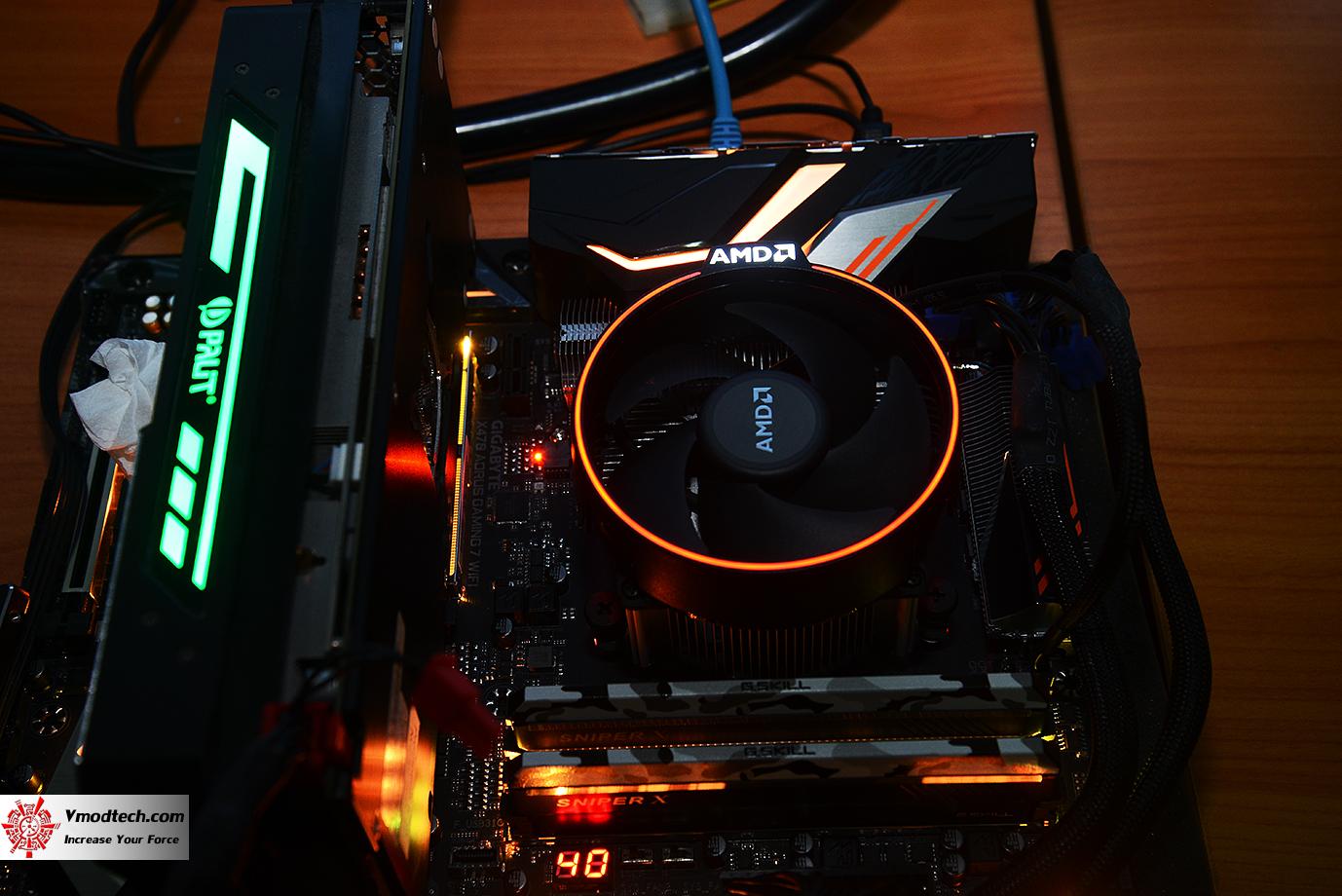 dsc 2461 AMD RYZEN 7 2700 and StoreMI Technology Review