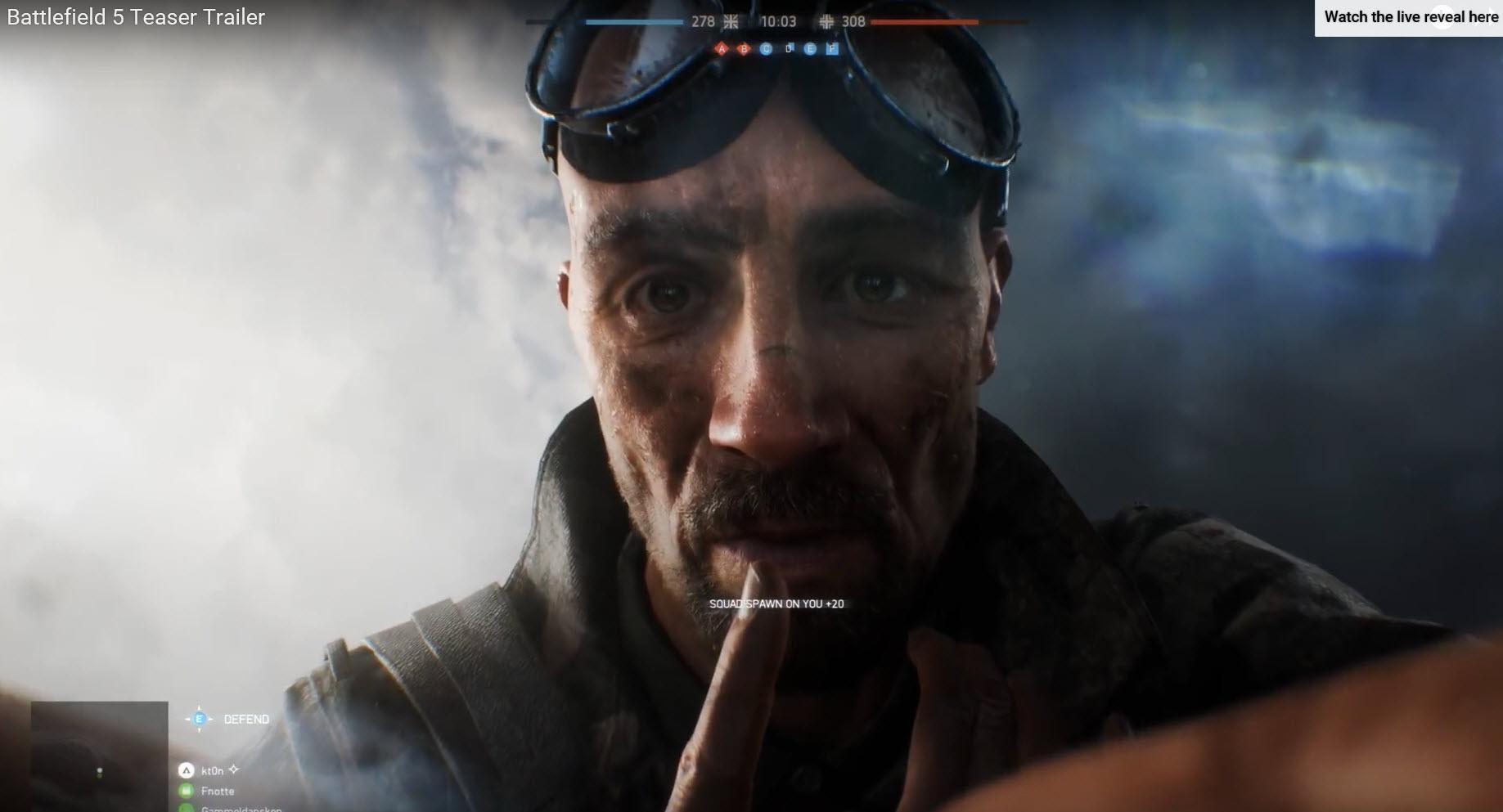 2018 05 22 14 00 45 สาวก Battlefield V อาจมีเงิบ!! เนื้อเรื่องอาจจะเป็นสงครามโลกครั้งที่ 2 Worldwar2