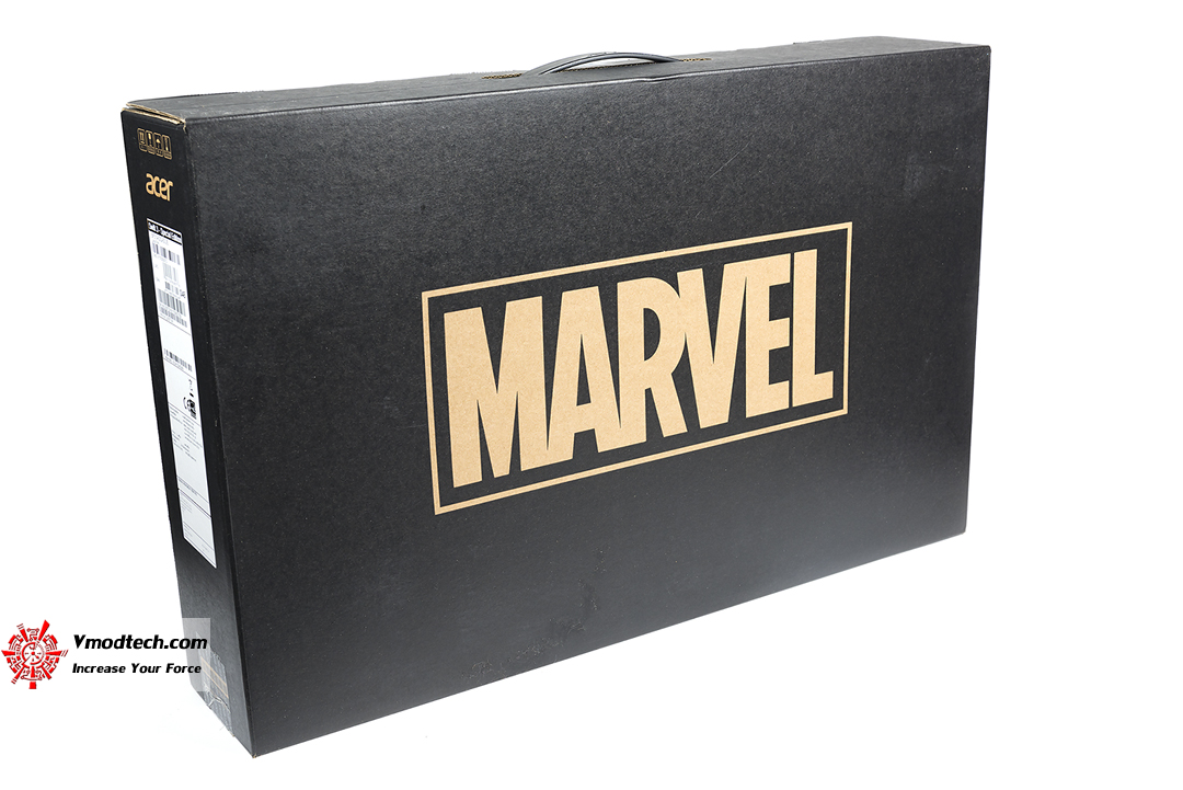 tpp 3591 acer Swift 3 Iron Man Marvel Edition Review