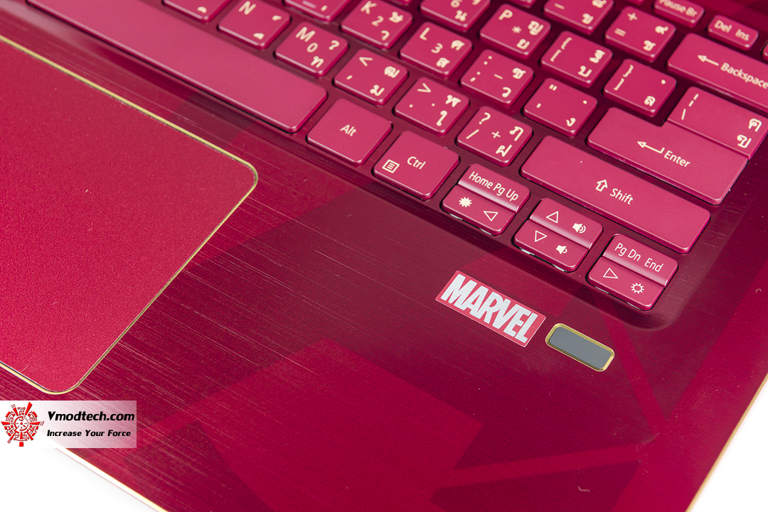 tpp 3614 acer Swift 3 Iron Man Marvel Edition Review