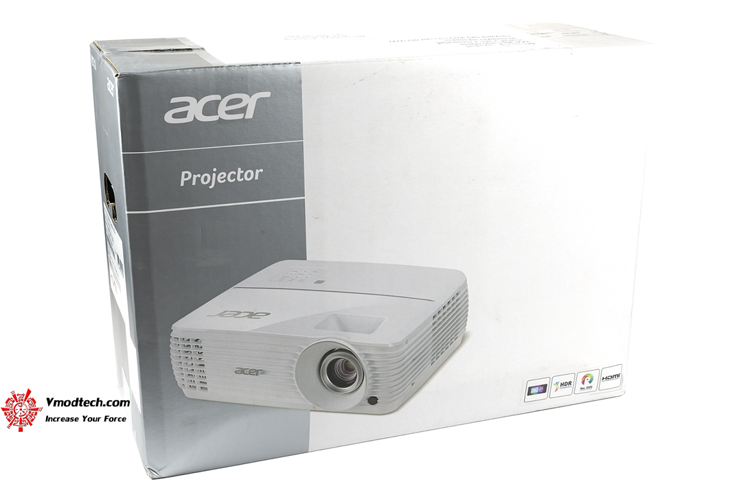 tpp 3644 ACER H6810 4K DLP Projector Review