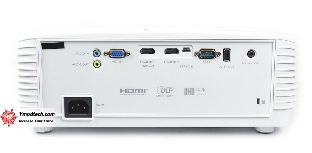 tpp 3654 ACER H6810 4K DLP Projector Review