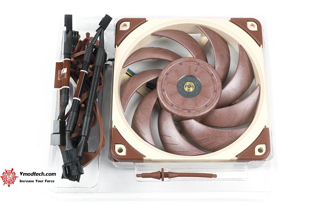 tpp 3675 noctua NF A12x25 PWM ULN FLX 120mm Premium Fan Review