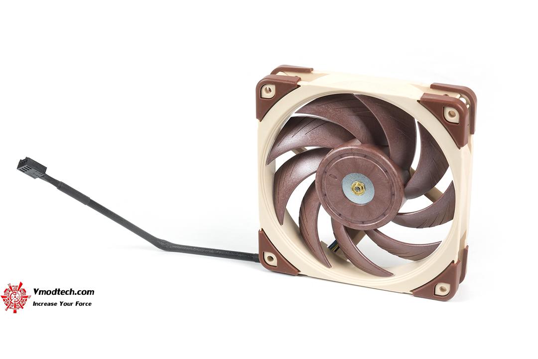 tpp 3677 noctua NF A12x25 PWM ULN FLX 120mm Premium Fan Review