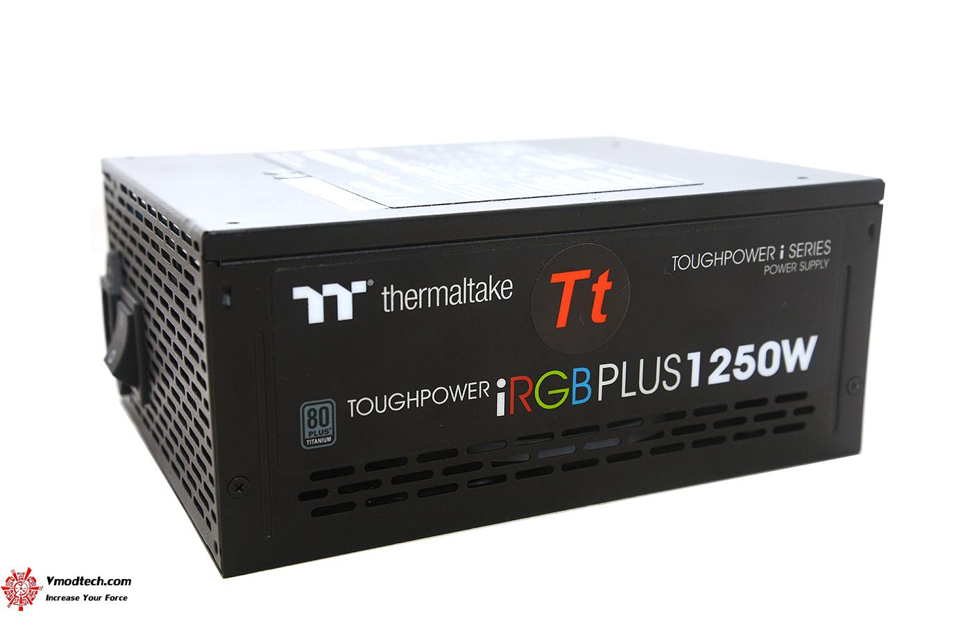 dsc 2560 Thermaltake Toughpower iRGB PLUS 1250W Titanium   TT Premium Edition Review