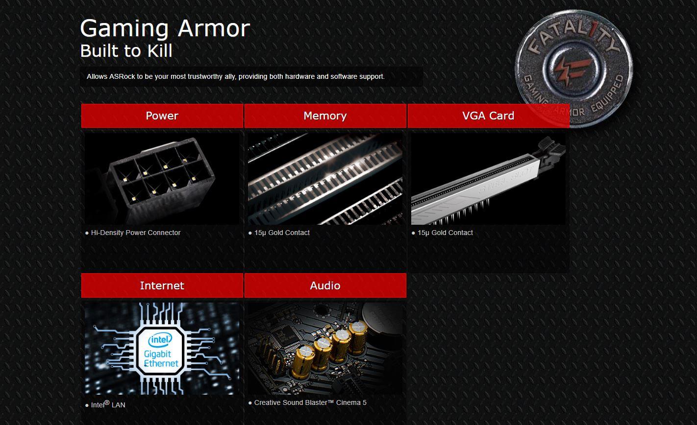 gamingarmor ASRock Fatal1ty B360M Performance ยกระดับคอมของคุณ สู่เกมมิ่งพีซีเต็มรูปแบบ