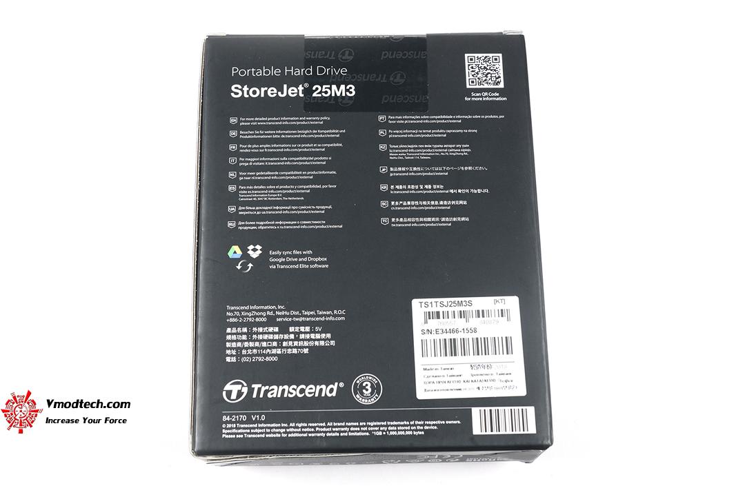 tpp 3763 Transcend StoreJet 25M3 Portable Hard Drive 1.0 TB Review