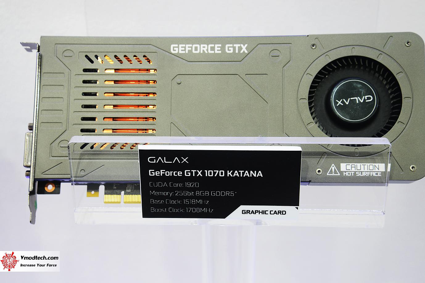 dsc 3346 Visit GALAX Booth @ Computex 2018