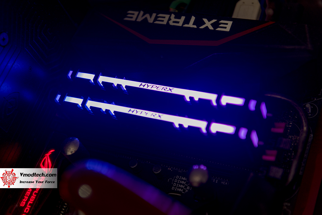 tpp 3884 KINGSTON HYPER X PREDATOR RGB DDR4 2933MHz 4x8GB Review