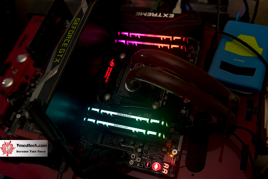 tpp 3882 KINGSTON HYPER X PREDATOR RGB DDR4 2933MHz 4x8GB Review