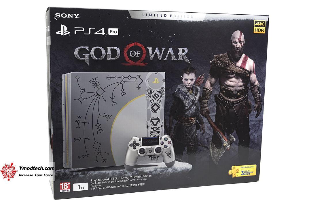 tpp 3598 PS4 God of War Edition Review