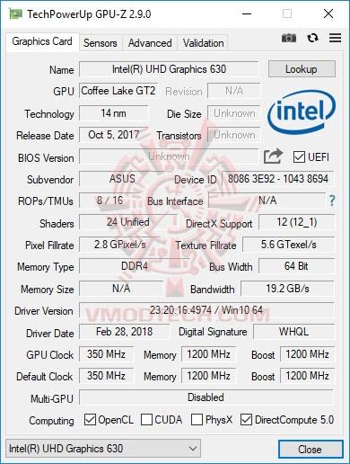 gpu ASUS VivoMini VC66 C MiniPC Review