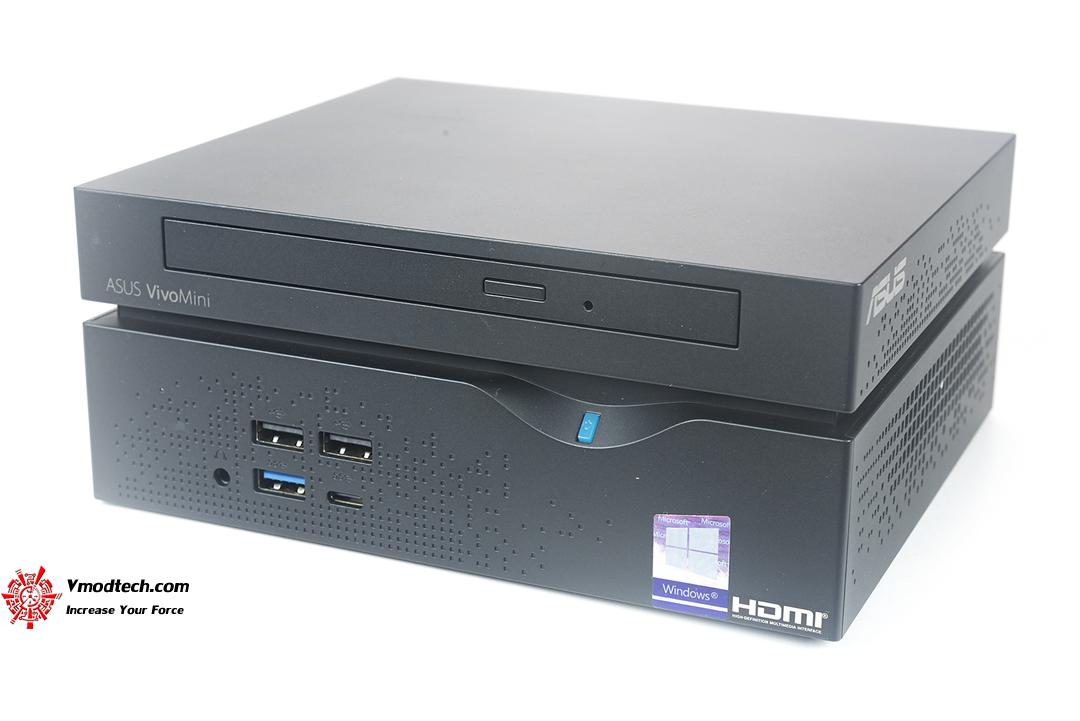 tpp 3894 ASUS VivoMini VC66 C MiniPC Review
