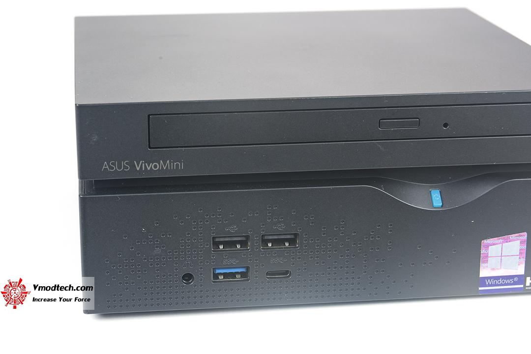 tpp 3895 ASUS VivoMini VC66 C MiniPC Review