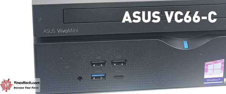 main1 ASUS VivoMini VC66 C MiniPC Review