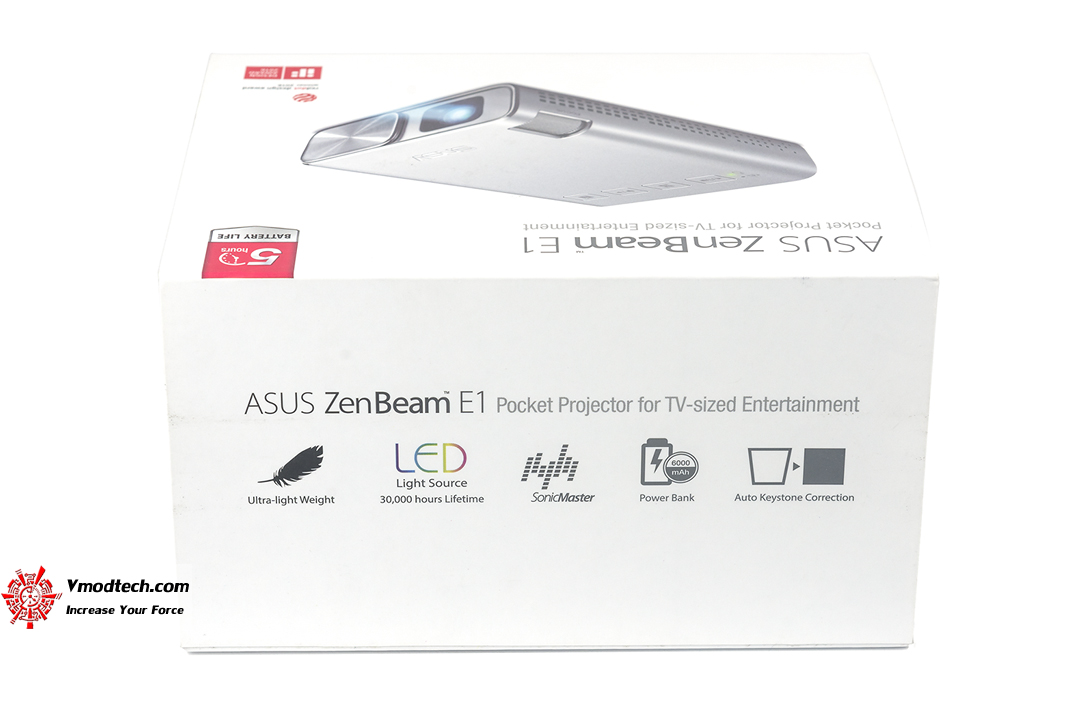 tpp 3930 ASUS ZenBeam E1 Pocket LED Projector Review