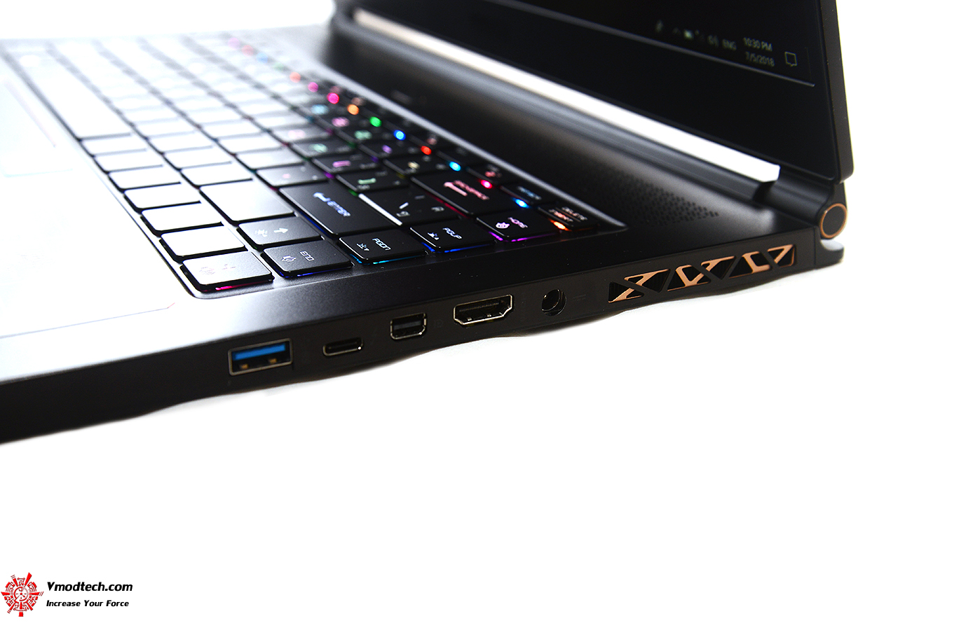 dsc 5123 MSI GS65 Stealth Thin 8RE Review
