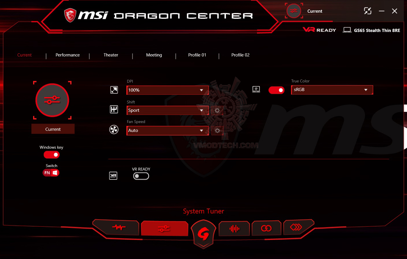 msi2 MSI GS65 Stealth Thin 8RE Review