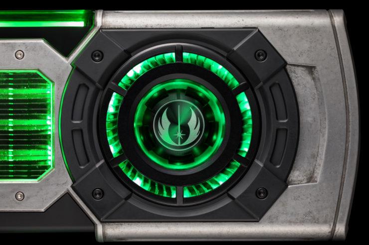 nvidia geforce titan xp star wars collectors edition jedi order photo 003 740x493 หลุดผลทดสอบ NVIDIA GeForce GTX 2080 Ti !! ในเกมส์ Ashes of The Singularity