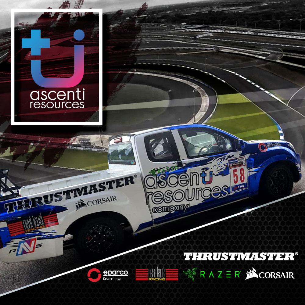 arc fast speed2 Ascenti Resources พร้อมลุยกับแข่งรถจริง ด้วยการเป็นผู้สนับสนุนหลักให้กับนักแข่งรถ รายการ Toyo Cosmic RacingCars Thailand