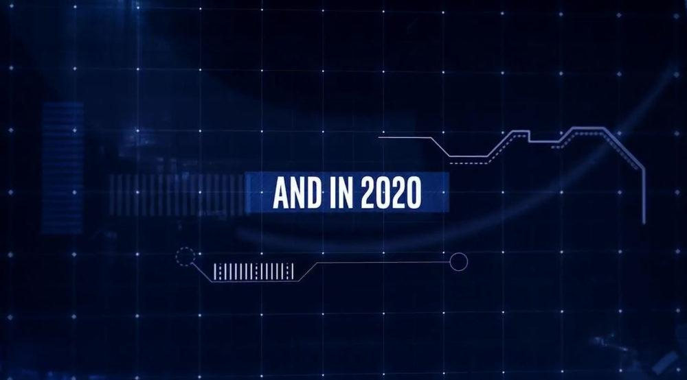 intel discrete graphics 1 1000x554 อินเทลมาแน่!! พร้อมเผยภาพการ์ดจอ Intel Graphics ที่พร้อมเปิดตัวในปี 2020