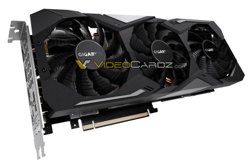 gigabyte geforce rtx 2080 ti 3 1000x656 GIGABYTE เผยโฉม GeForce RTX 2080 / 2080Ti Gaming ซีรี่ย์และ WindForce ซีรี่ย์