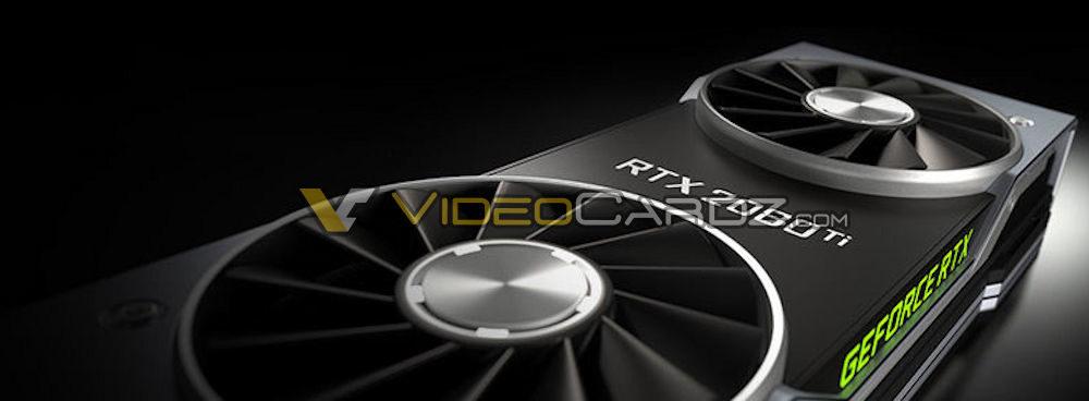 nvidia geforce rtx 2080 ti reference 1000x368 มาแล้ว!!รูปแรก NVIDIA GeForce RTX 2080 Ti Dual Fan Founder's Edition มาพร้อมพัดลมระบายความร้อน 2ชุด