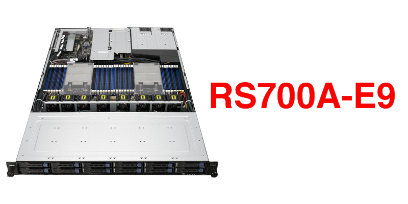 rs700a e9 ASUS ประกาศสถิติใหม่ของการเป็น 2P Server ที่มีประสิทธิภาพเร็วที่สุดในโลกและยังเป็นเจ้าของสถิติการทดสอบจาก SPEC CPU ถึง 67 อย่าง