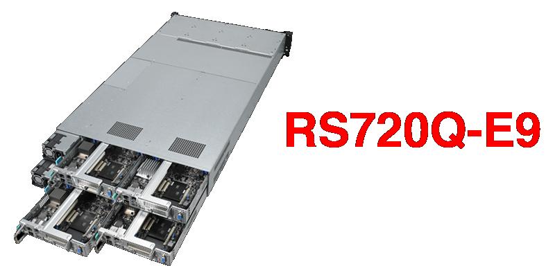 rs720q e9 ASUS ประกาศสถิติใหม่ของการเป็น 2P Server ที่มีประสิทธิภาพเร็วที่สุดในโลกและยังเป็นเจ้าของสถิติการทดสอบจาก SPEC CPU ถึง 67 อย่าง