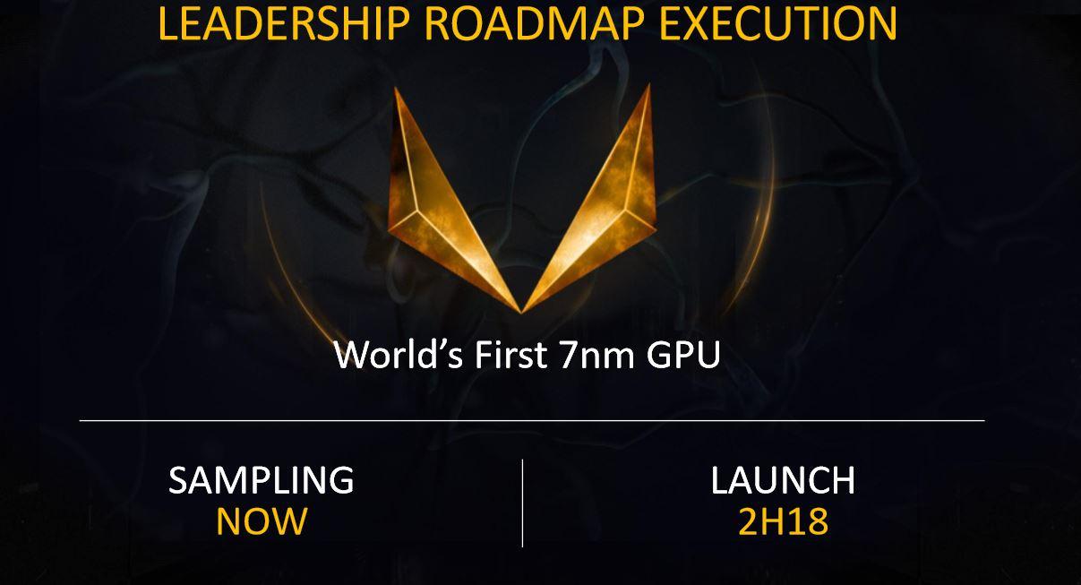 amd 7nm radeon vega AMD ยืนยันการ์ดจอ AMD RADEON รุ่นใหม่ขนาดสถาปัตย์ 7nm พร้อมเปิดตัวภายในปี 2018