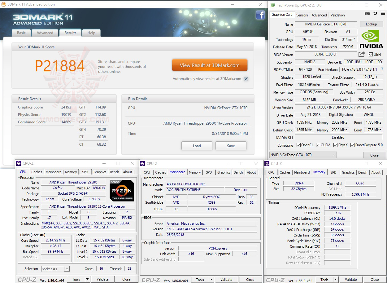 11 AMD RYZEN THREADRIPPER 2950X PROCESSOR REVIEW