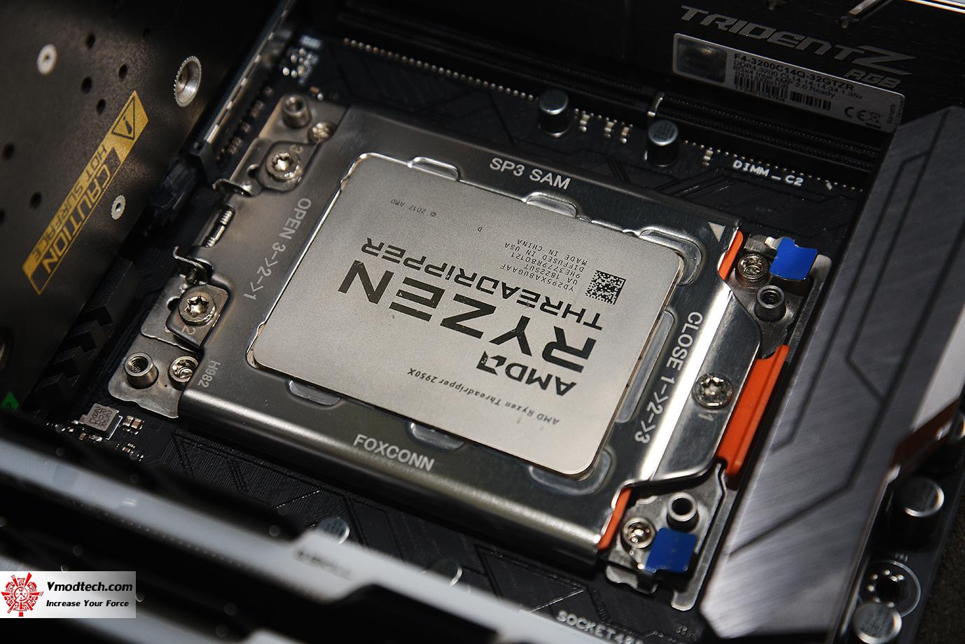 dsc 6391 AMD RYZEN THREADRIPPER 2950X PROCESSOR REVIEW