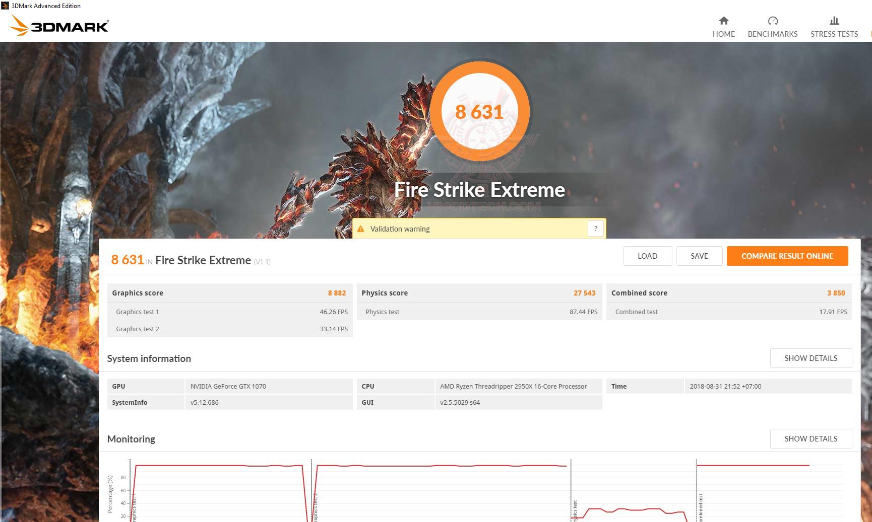 fire ex AMD RYZEN THREADRIPPER 2950X PROCESSOR REVIEW
