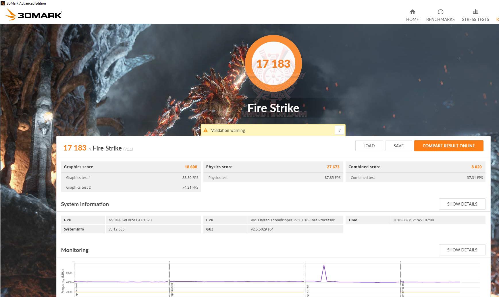 fire AMD RYZEN THREADRIPPER 2950X PROCESSOR REVIEW