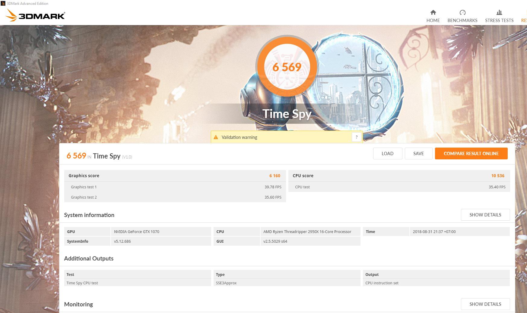 spy AMD RYZEN THREADRIPPER 2950X PROCESSOR REVIEW