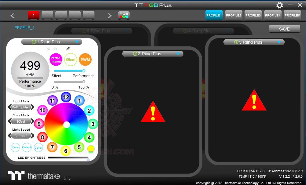 1 Thermaltake Riing Plus 20 RGB Case Fan TT Premium Edition (Single Fan Pack w/o Controller) Review