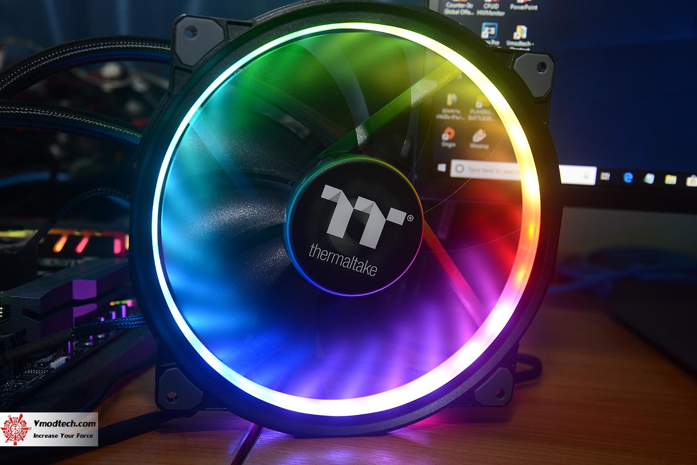dsc 6629 Thermaltake Riing Plus 20 RGB Case Fan TT Premium Edition (Single Fan Pack w/o Controller) Review
