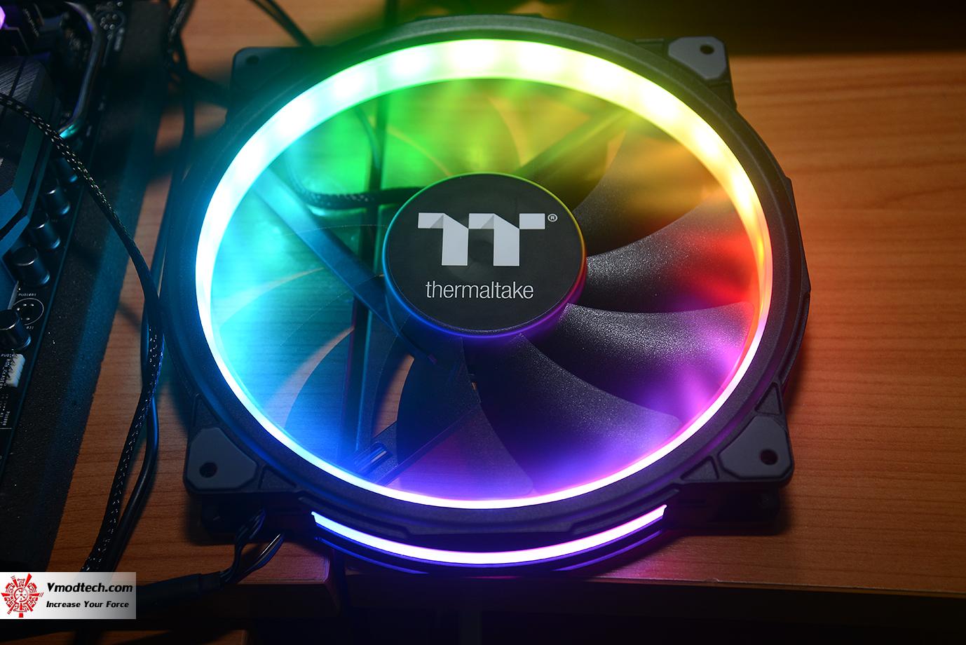 dsc 6650 Thermaltake Riing Plus 20 RGB Case Fan TT Premium Edition (Single Fan Pack w/o Controller) Review