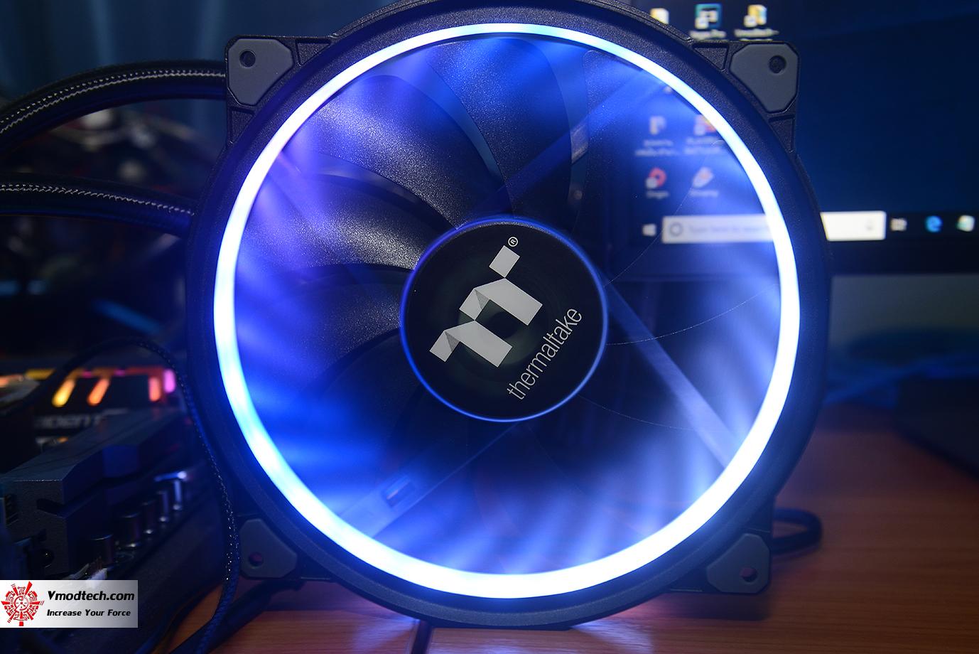 dsc 6654 Thermaltake Riing Plus 20 RGB Case Fan TT Premium Edition (Single Fan Pack w/o Controller) Review