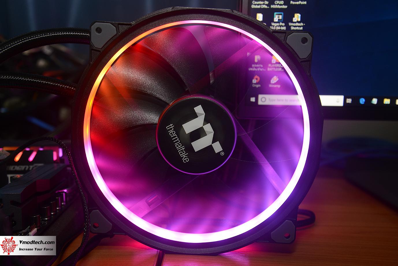 dsc 6658 Thermaltake Riing Plus 20 RGB Case Fan TT Premium Edition (Single Fan Pack w/o Controller) Review