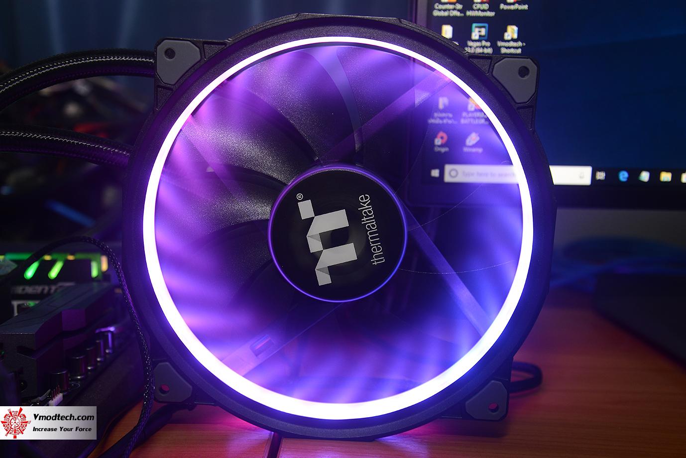 dsc 6659 Thermaltake Riing Plus 20 RGB Case Fan TT Premium Edition (Single Fan Pack w/o Controller) Review