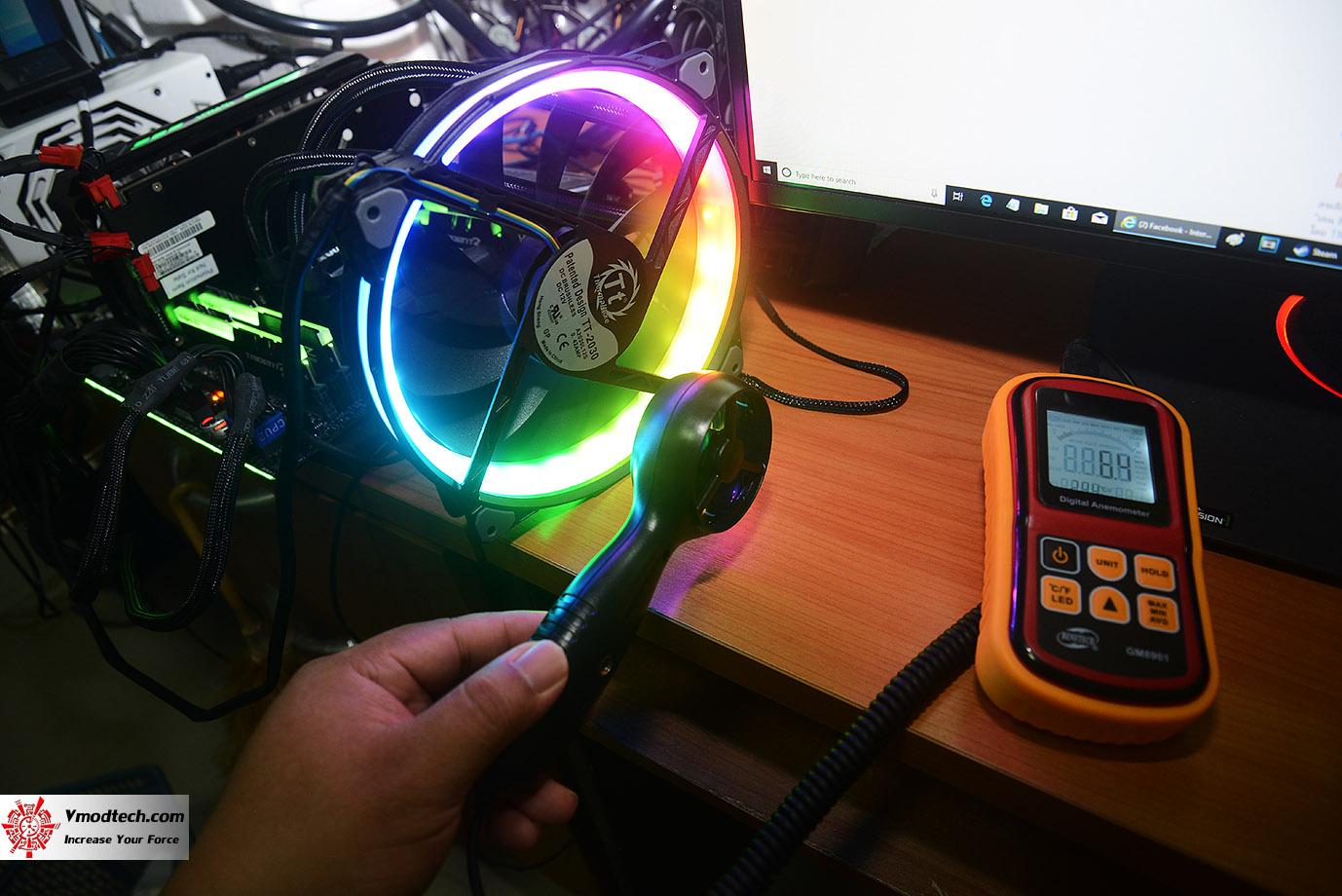 dsc 6730 Thermaltake Riing Plus 20 RGB Case Fan TT Premium Edition (Single Fan Pack w/o Controller) Review