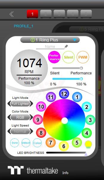 software 1000 Thermaltake Riing Plus 20 RGB Case Fan TT Premium Edition (Single Fan Pack w/o Controller) Review
