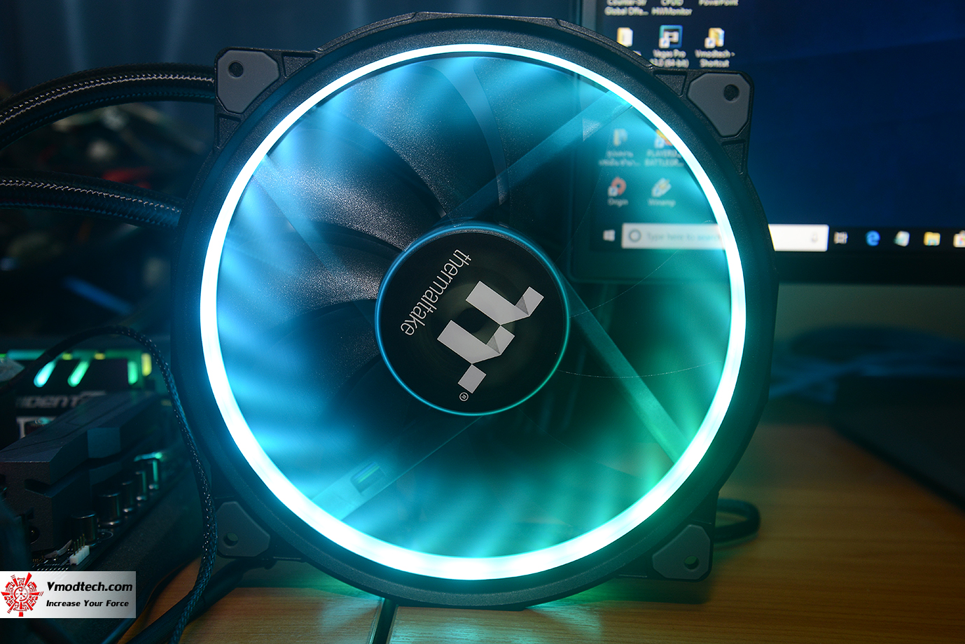 untitled Thermaltake Riing Plus 20 RGB Case Fan TT Premium Edition (Single Fan Pack w/o Controller) Review