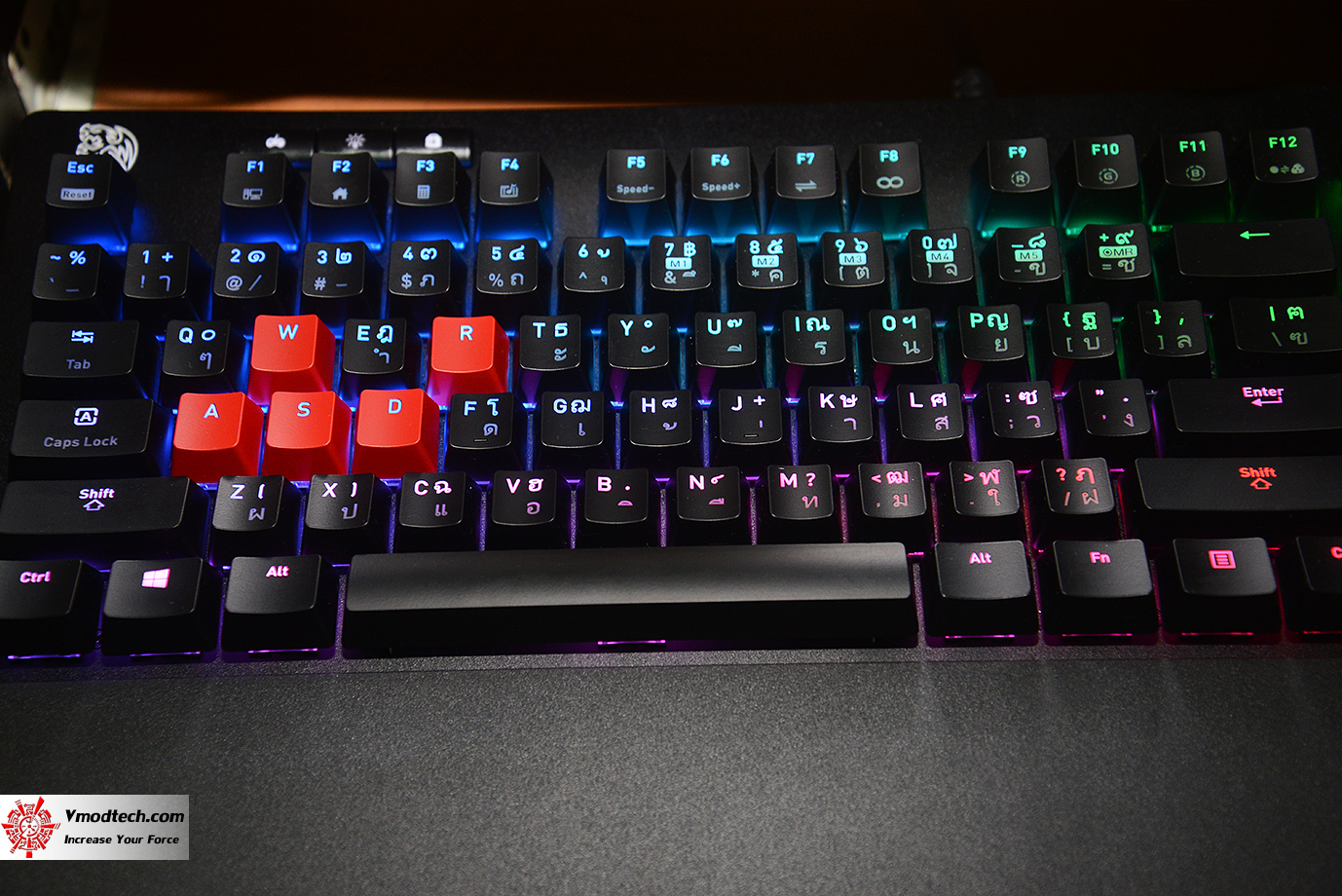 ab7a2712983 Tt eSPORTS Neptune Elite RGB Blue Gaming Keyboard Review ,Tt eSPORTS ...