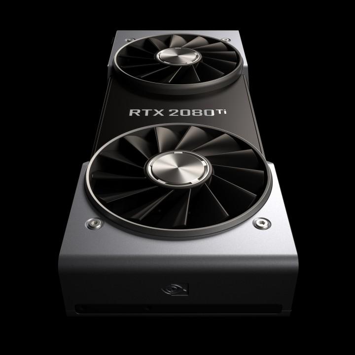geforce rtx 2080 ti gallery a 720x720 ผลทดสอบ Nvidia GeForce RTX 2080 และ GeForce RTX 2080Ti อย่างเป็นทางการ