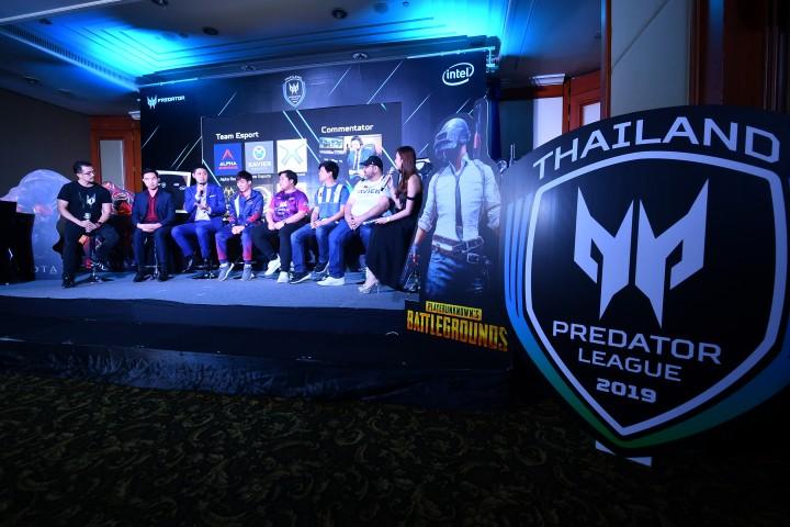 arr 5786 720x480 เอเซอร์ เปิดสนามจัดการแข่งขัน Predator League Thailand 2019 เฟ้นหาตัวแทนนักกีฬาอีสปอร์ตสู่สนามแข่งขันระดับเอเชียแปซิฟิก 'แชมป์ตัวจริง มีเพียงหนึ่งเดียว'