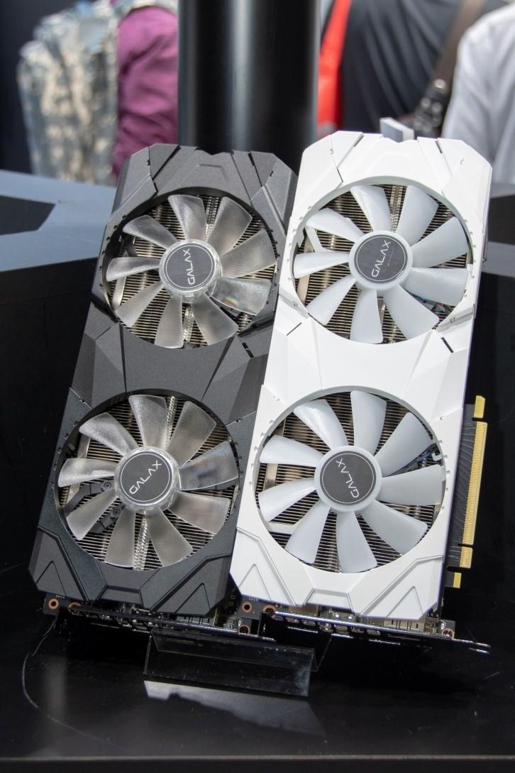 3 GALAX เปิดตัวการ์ดจอรุ่นใหม่ล่าสุด GeForce RTX 2080Ti HOF ที่งาน Tokyo Game Show 2018